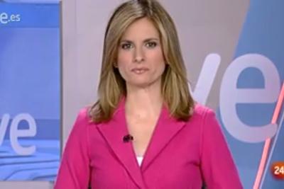 2012 01 01 @06H45 - ANA ROLDAN, TVE 24H, TELEDIARIO MATINAL