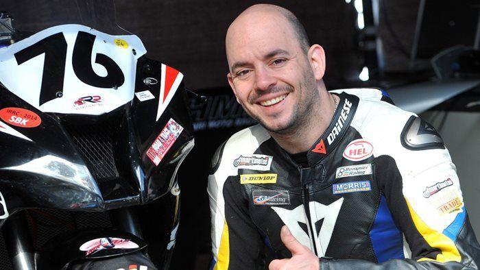 le motard Français Franck Petricola se tue au TT