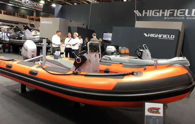 Highfield 460 Club - Highfield's model for marinas and sailing clubs