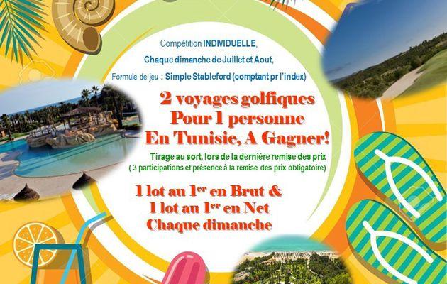 Le Challenge d'été de retour!!
