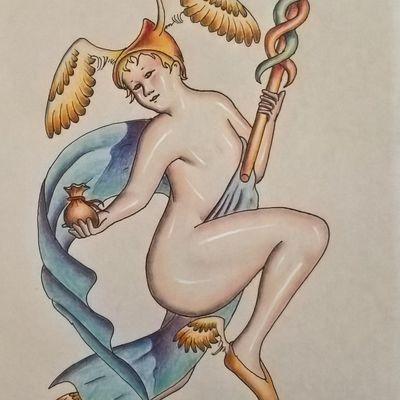 Hermes - Mercure
