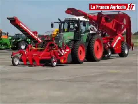 Youtube tracteur agricole