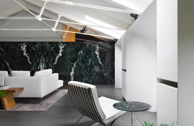 DLN PENTHOUSE IN UDINE BY GEZA ARCHITETTURA