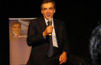 """François Fillon en Meuse, """"Pour un redressement national"""""""