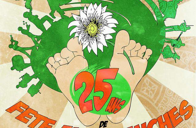 Affiche Fête aux Planches 2015