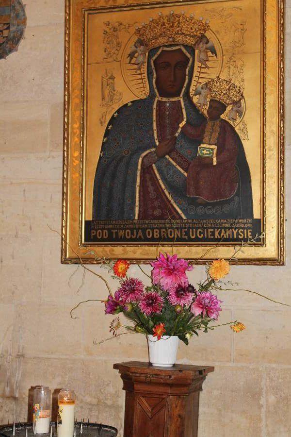 Première messe du père Vianney à  Montmorency 11.9.2020 à 19h