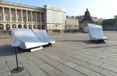 Paris – Place de la Concorde – FIAC Hors les Murs