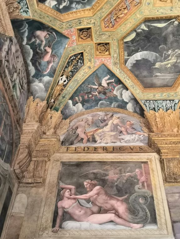 La salle d'Eros et Psyché