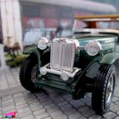 "Y8-4 MG ""TC"" 1945 MATCHBOX 1/35 - car-collector.net"
