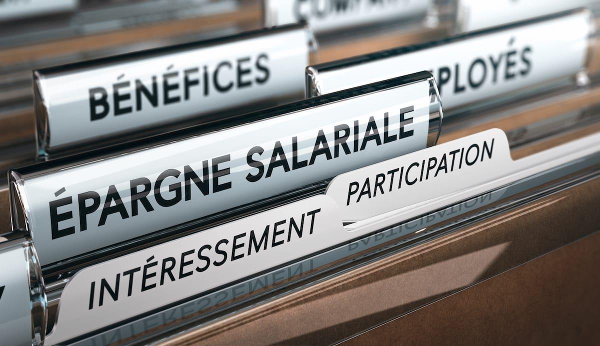 Intéressement, Participation, exercice 2020.