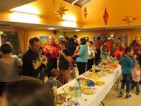 21 décembre : spectacle de Noël de la crèche à la résidence