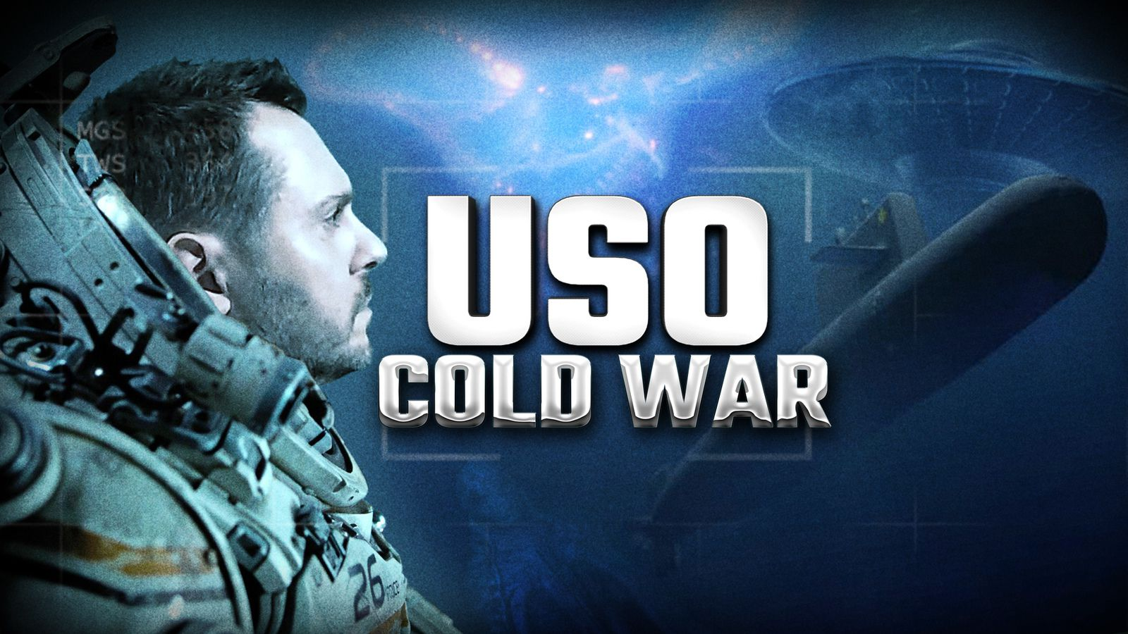 👽 A SECRET WAR In The Depths of Ocean Between Aquatic Aliens and Russians / The USO COLD WAR