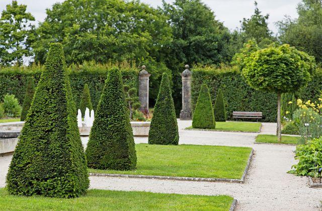 Limoges et les jardins de l'évêché