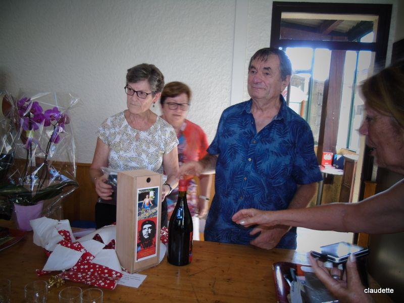 Anniversaire Daniel - 80 ans