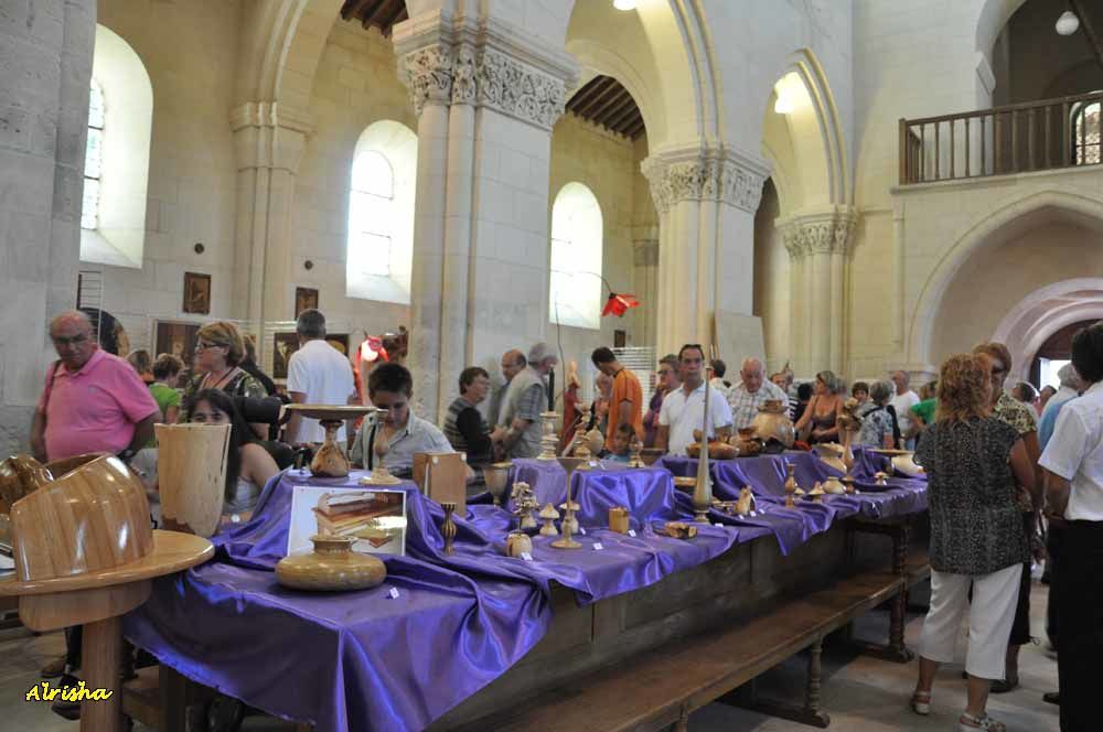 14è Fête du Bois 2009 à URCEL (02) les 29 et 30 août