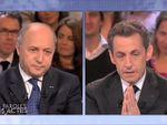 "Fabius vs Sarkozy : ""Votre bilan, c'est votre boulet"" #dpda"