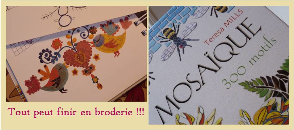 Album - Broderie
