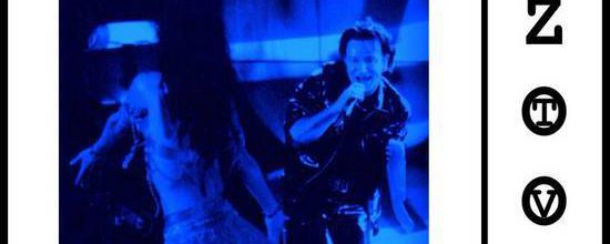 U2 -ZOO TV Tour -18/03/1992 -East Rutherford  -USA -Brenden Byrne Arena