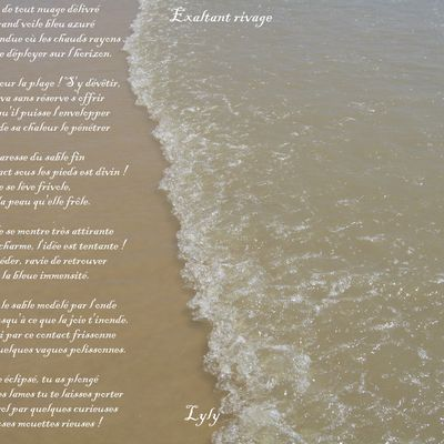 Exaltant rivage
