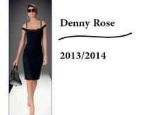 Denny Rose collezione moda F/W 2014