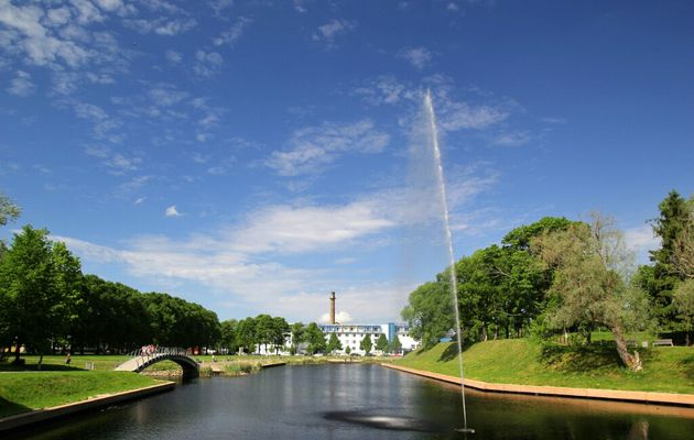 Estonie : en route vers Pärnu