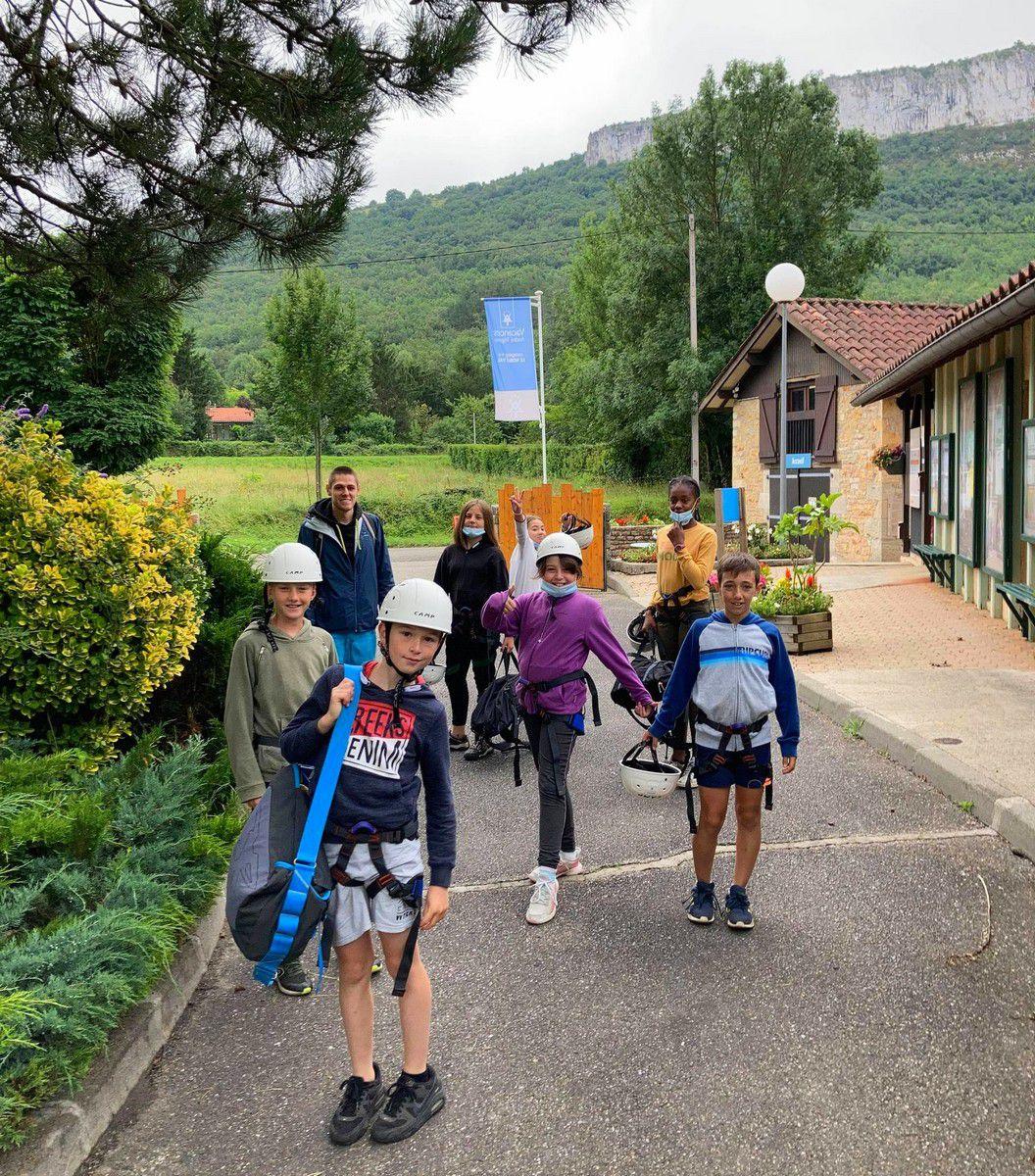 Camp St-Antonin 2021 : Jeudi 15 juillet
