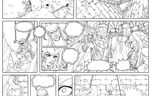 NEWS : Des Chroniques de Darkhell à Résistance en passant par Origines et Saga, extraits légendaires en tout genres !