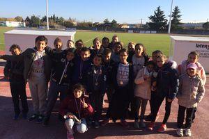 Les Olympiades : 6ème de Voltaire et écoles primaires
