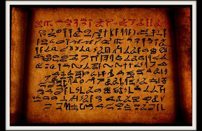Les maximes de Maximes de Ptahhotep
