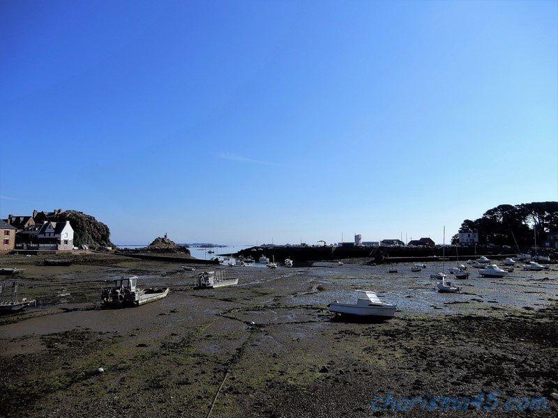 Loguivy de la mer (Promenade en côte d'Armor)