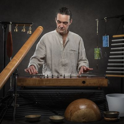 Méditation et vibrations musicales