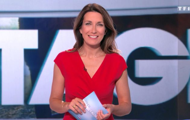 📸4 ANNE-CLAIRE COUDRAY @ACCoudray @TF1 GRANDS REPORTAGES ce midi #vuesalatele