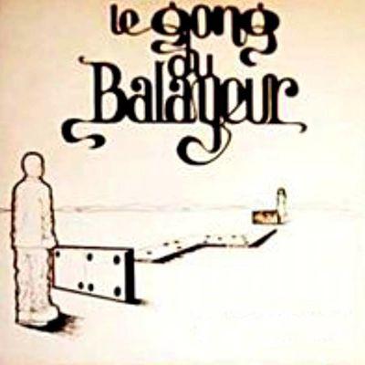 """le gong du balayeur, un duo français des années 1980 composé de michel puyau et sylvain richardot et leur album """"pas important"""""""