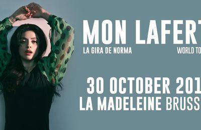 Mon Laferte - La Madeleine Brussels - 30 Oct 2019