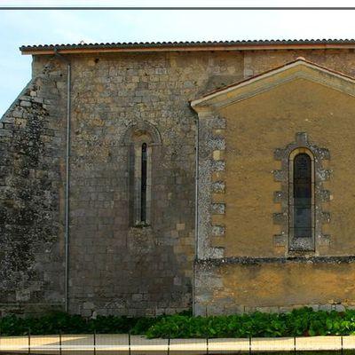 Eglise fortifiée de NEUVICQ