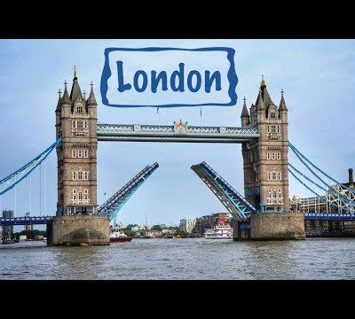 Let's discover London!