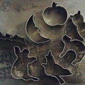 Les gourmandises sur le thème d'Halloween, avec les enfants : les sablés horriblement bons - Le blog de fannyassmat, le quotidien d'une assistante maternelle en mille et une anecdotes