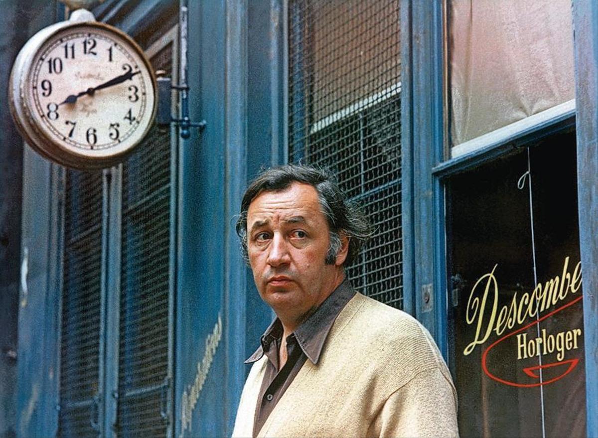Philippe Noiret dans l'Horloger de Saint-Paul