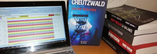 L'AFFAIRE CREUTZWALD de Thierry Berlanda