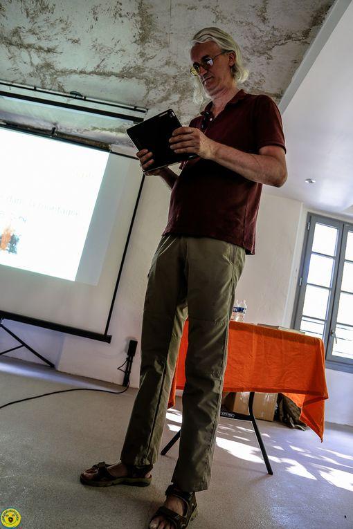 """Conférence  proposée par Olivier Joseph  """"Des rails dans la montagne"""""""