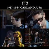 U2- Joshua Tree Tour -14/11/1987 -Oakland USA - Oakland-Alameda County Stadium - U2 BLOG