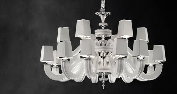 Mais qui crée les plus beaux luminaires de luxe ?
