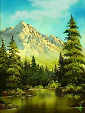 The Joy of Painting by Bob Ross