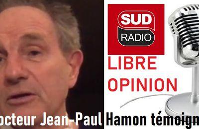 COVID-19 - Jean-Paul Hamon, président de la Fédération des Médecins de France : Dans quel PAYS du TIERS-MONDE vivons-nous ! [vidéo]