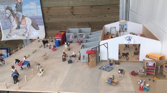Présentation de la Maquette à Jardy