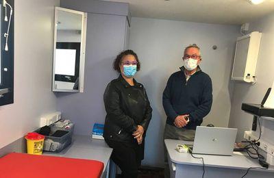 """Dans l'Orne, un """"Médicobus"""" pour pallier le manque de médecins en zones rurales"""