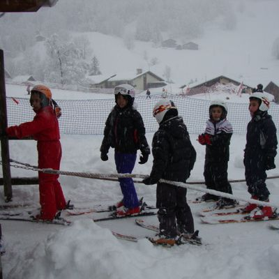 3ème jour de ski