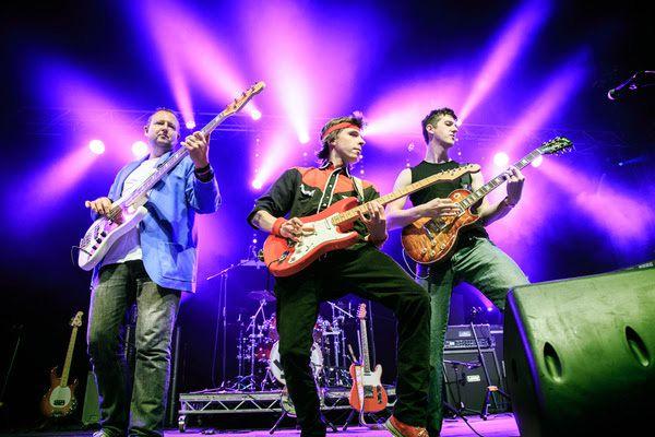 Rock Legends, Tribute to Supertramp et Dire Straits tournee france bernieshoot concert extraordinaire