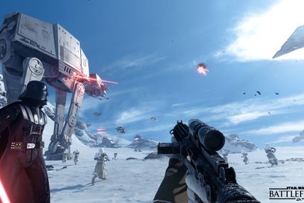 La Bêta de Star Wars Battlefront bientôt disponible …