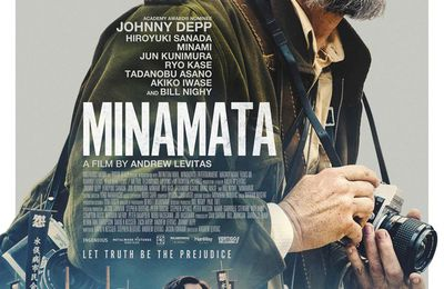 Minamata (BANDE-ANNONCE) avec Johnny Depp, Bill Nighy, Hiroyuki Sanada - En 2021 au cinéma